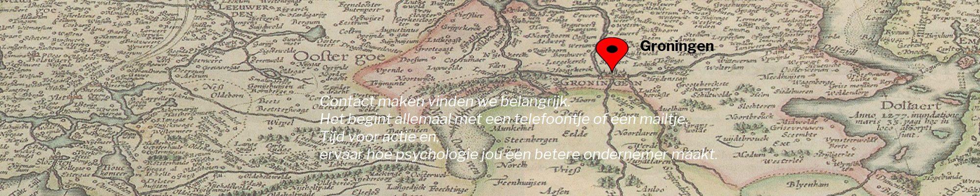 contact met goede psycholoog Groningen
