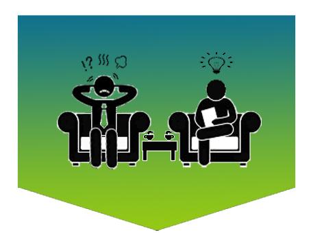 Hoe gaat gesprek met psycholoog?