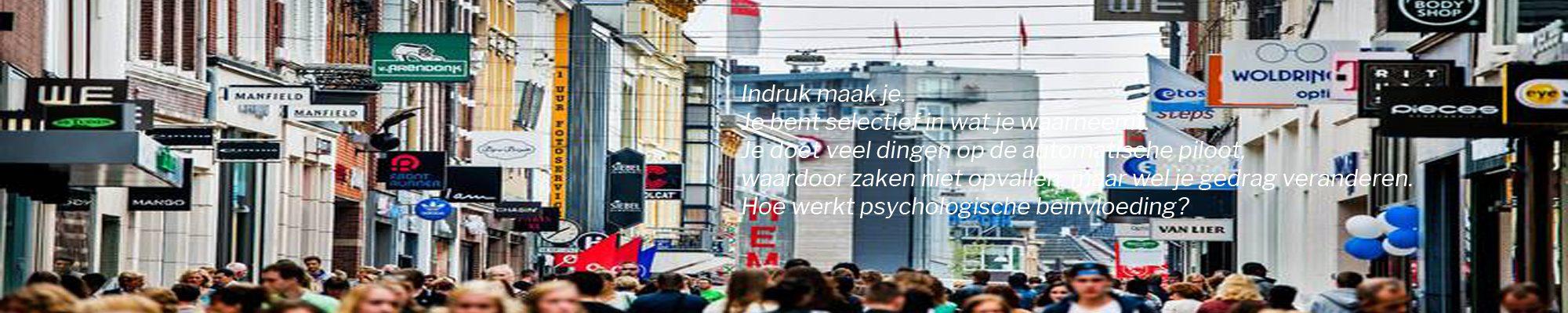 customer journey psychologische beinvloeding op website in de zaak en in gesprek. Leer overtuigen en klantsignalen op te pikken
